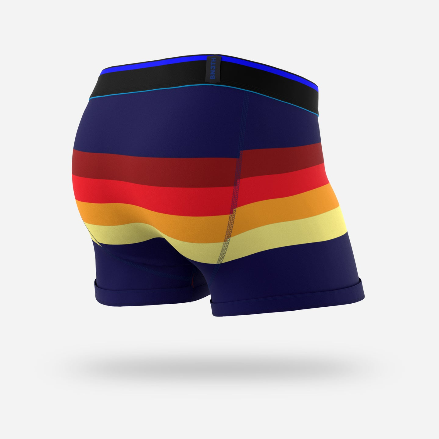 CLASSIC TRUNK : RETROSTRIPE NAVY