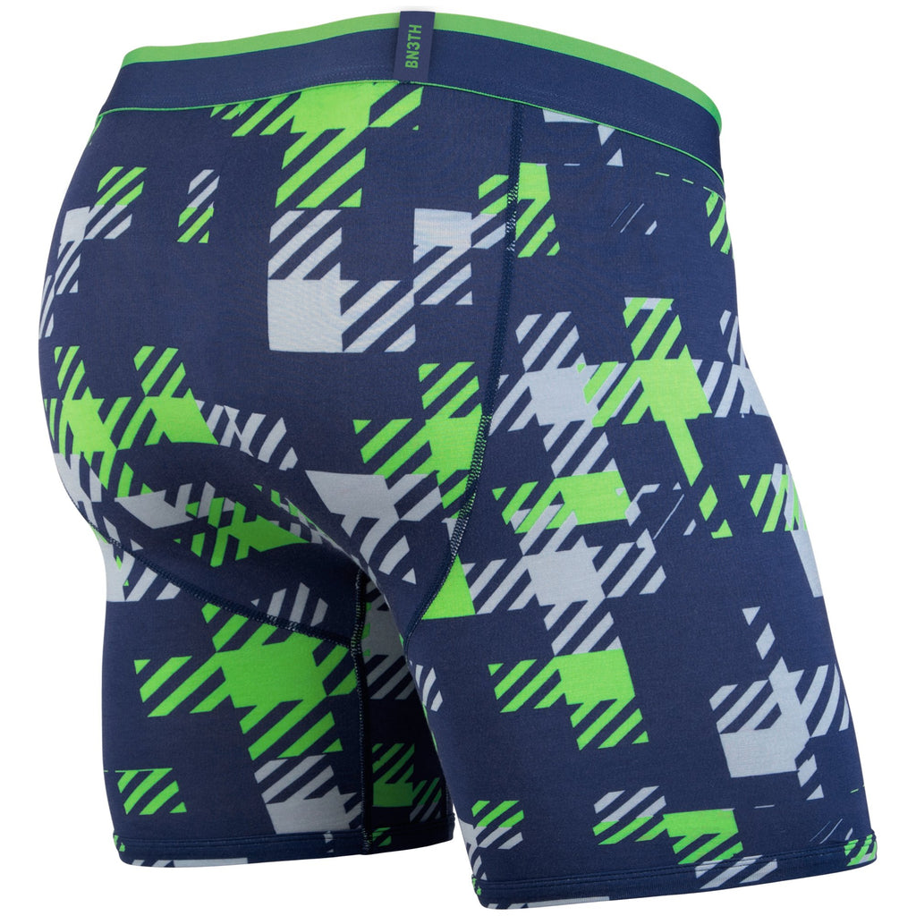 CLASSICS BOXER BRIEF: TEAM PLAID NAVY/GREEN