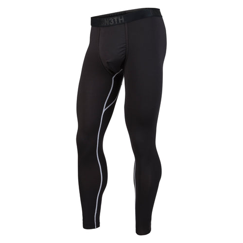 PRO FULL LENGTH: BLACK/WHITE | Full Length Training Tight