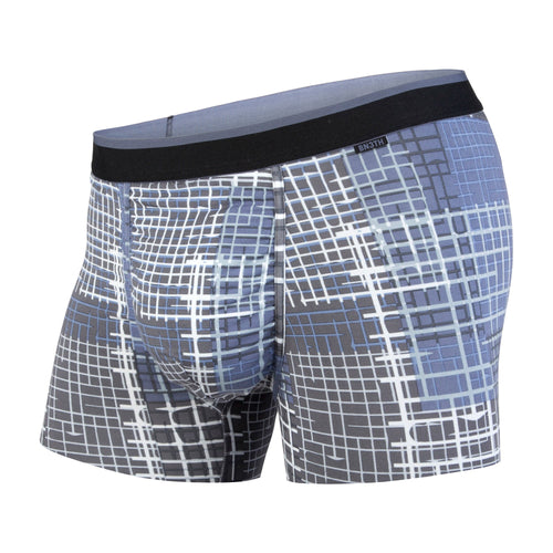 CLASSICS TRUNK: BROOKLYN GRID | Trunk Boxer Brief