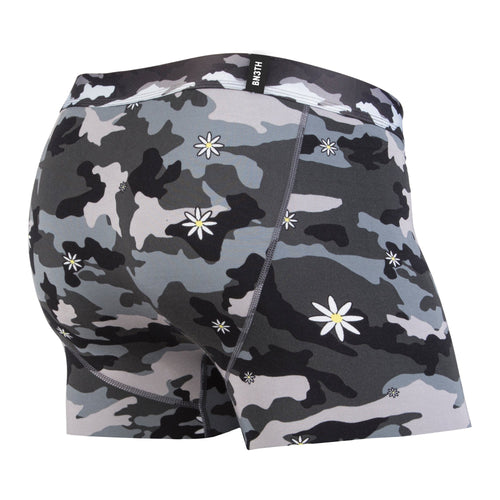 CLASSICS TRUNK: DAISY CAMO | Trunk Boxer Brief