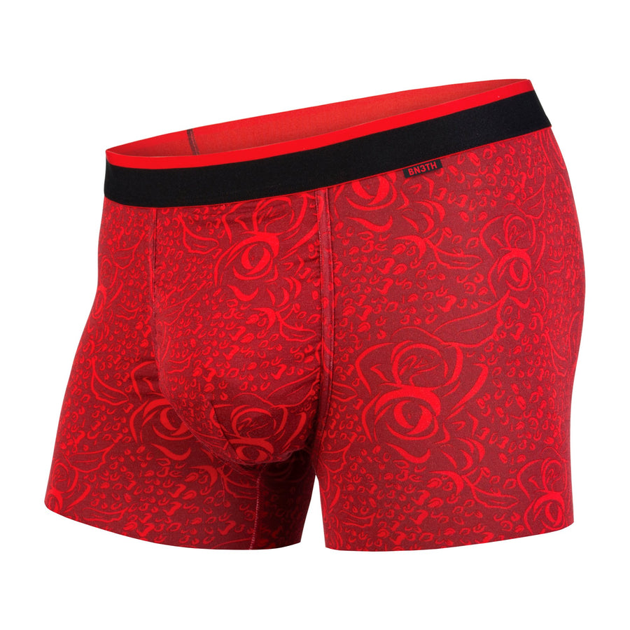 CLASSICS TRUNK: ROMEO RED | Trunk Boxer Brief