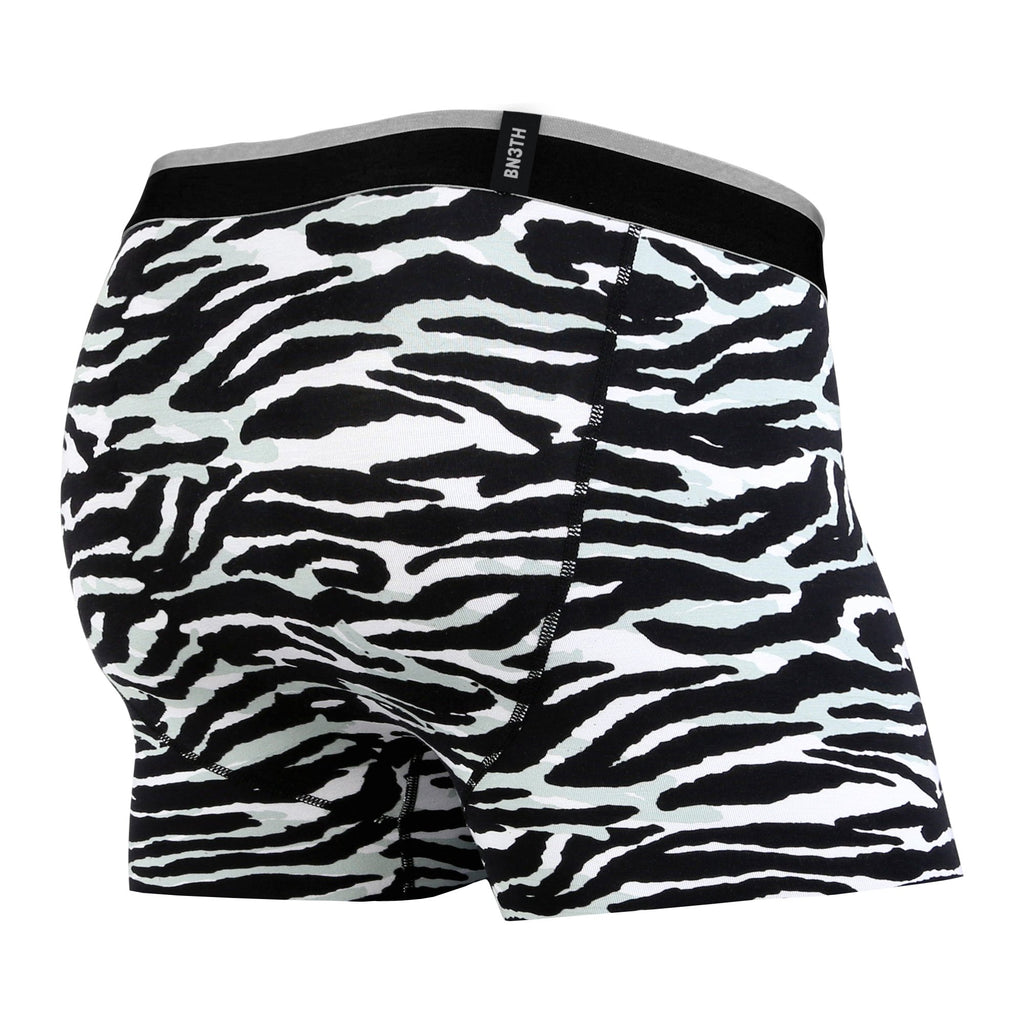 CLASSICS TRUNK: TIGER WHITE/BLACK