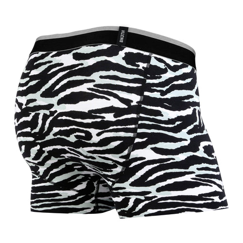 CLASSICS TRUNK: TIGER WHITE/BLACK | Trunk Boxer Brief