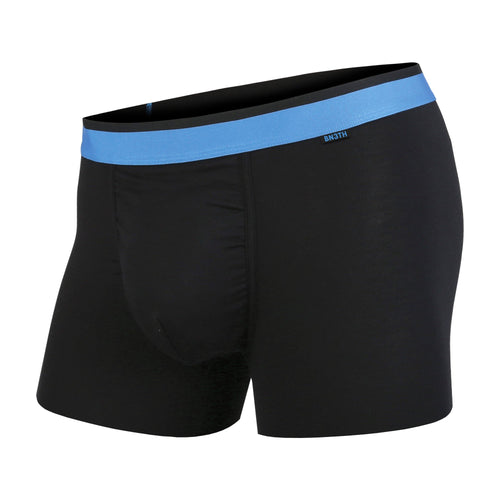 CLASSICS TRUNK: BLACK/BLUE | Trunk Boxer Brief
