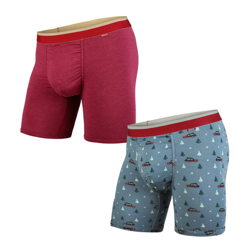 CLASSICS BOXER BRIEF 2-PACK: HOLIDAYS