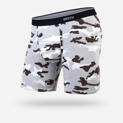 CLASSIC BOXER BRIEF: CAMO SNOW