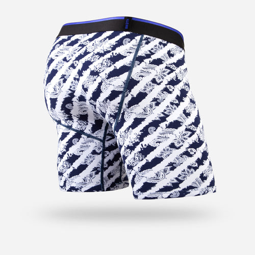 CLASSIC BOXER BRIEF: PAYS LEE BLUE