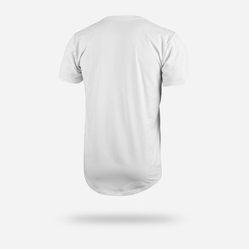 SELECT SHORT SLEEVE TEE: WHITE