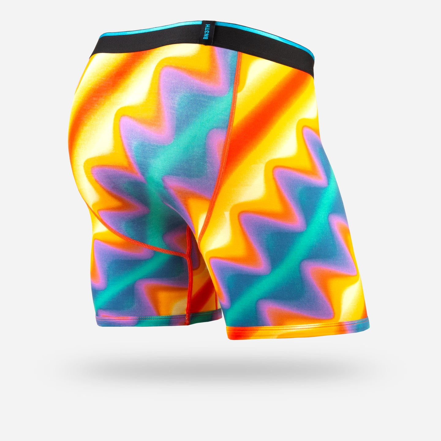 CLASSIC BOXER BRIEF: TRIPPY SUNSET
