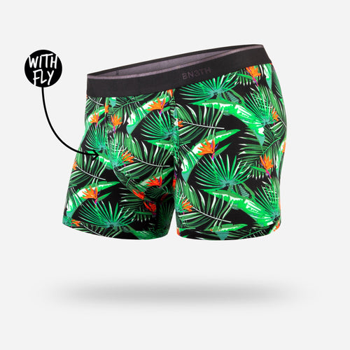 CLASSIC TRUNK WITH FLY: PARADISE BALI