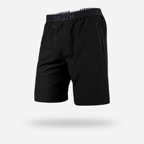 DYAD 2 IN 1 SHORT: BLACK COAL