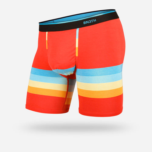 CLASSIC BOXER BRIEF : RETROSTRIPE SPICE