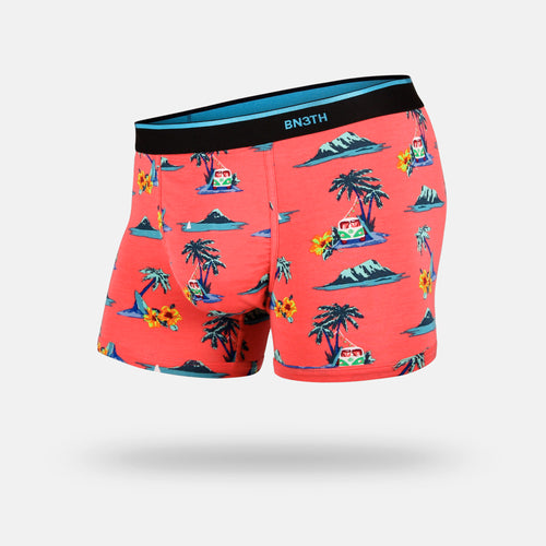 CLASSIC TRUNK : ALOHA CORAL