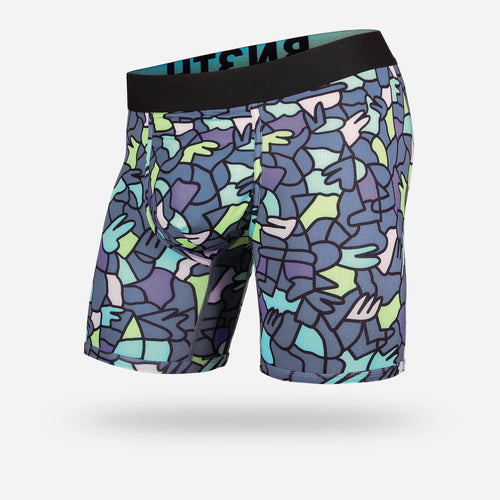 ENTOURAGE BOXER BRIEF : LUCAS MURAL