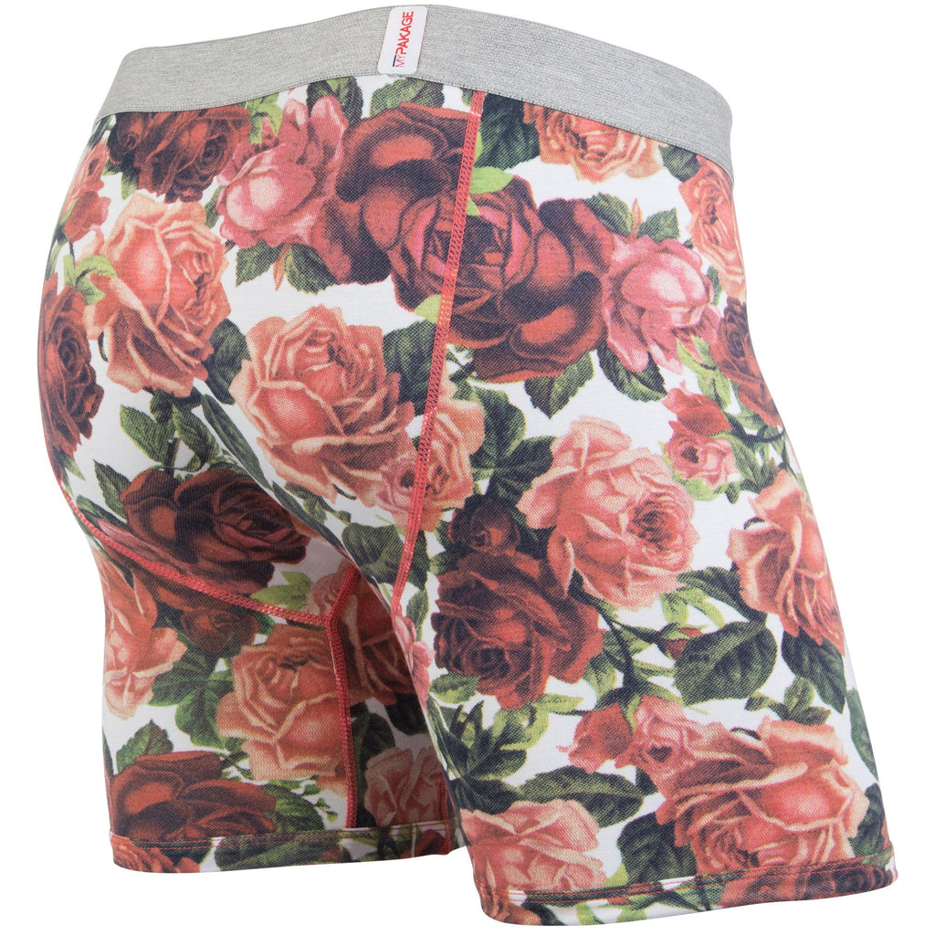 Weekday Boxer Brief: Rose/Heather