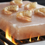 "HIMALAYAN SALT SQUARE SLAB 9""x9""x2"""