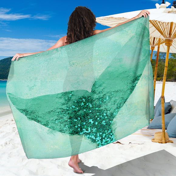 A Mermaid's Tail III Sarong