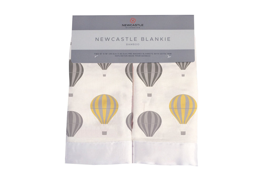 Hot Air Balloon Newcastle Blankie