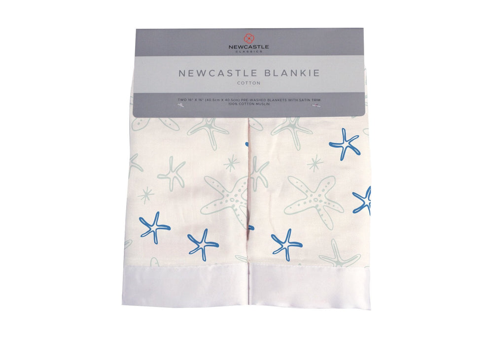 Starfish Newcastle Blankie