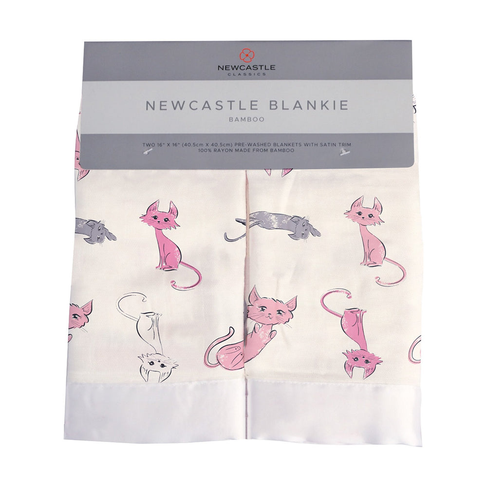 Playful Kitty Newcastle Blankie