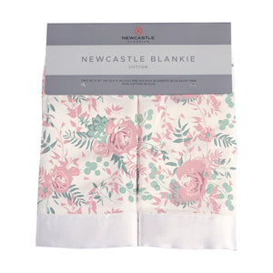Desert Rose Newcastle Blankie