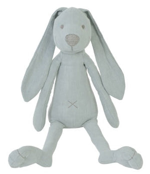 Newcastle Classics Lagoon Blue Linen Richie Rabbit by Happy Horse