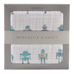 Robot Newcastle Blanket
