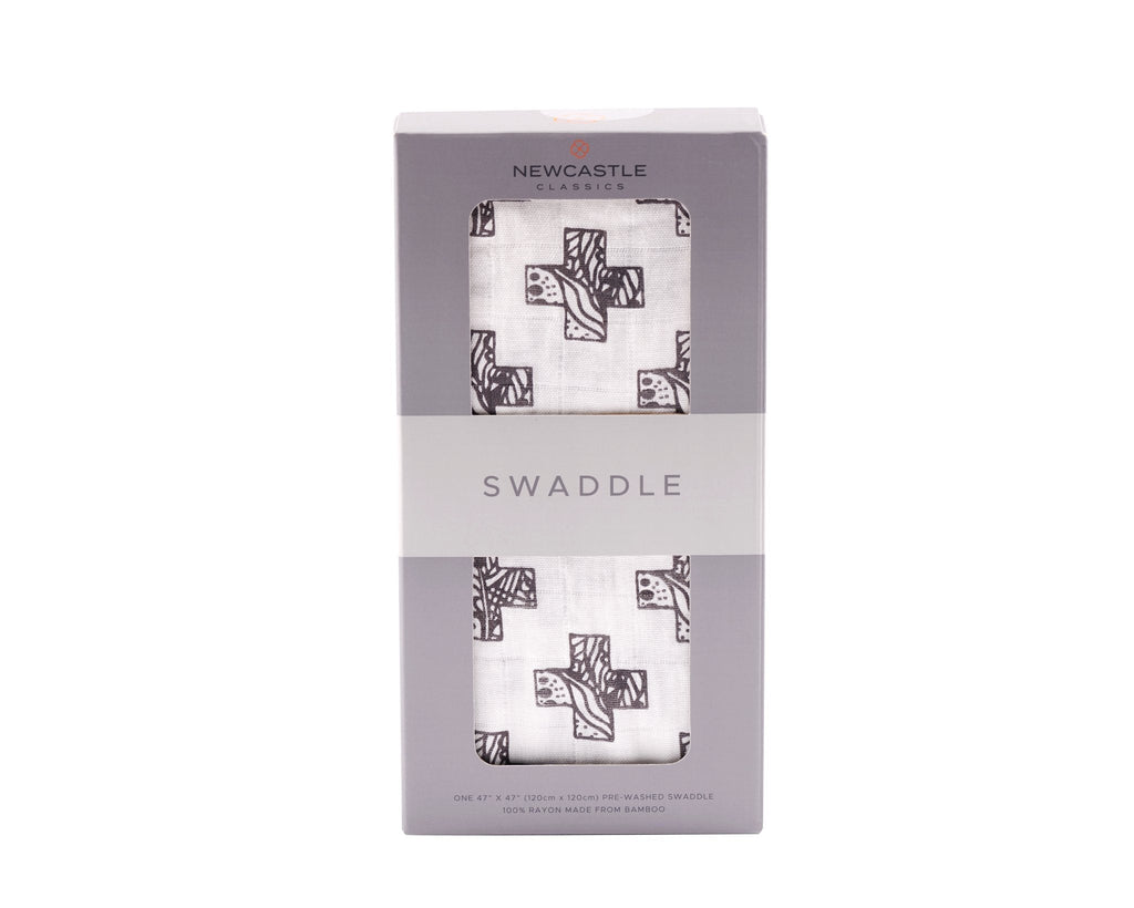 Nordic Cross Swaddle