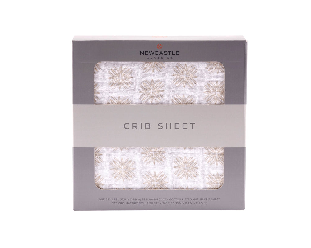 Traveler Dot Crib Sheet