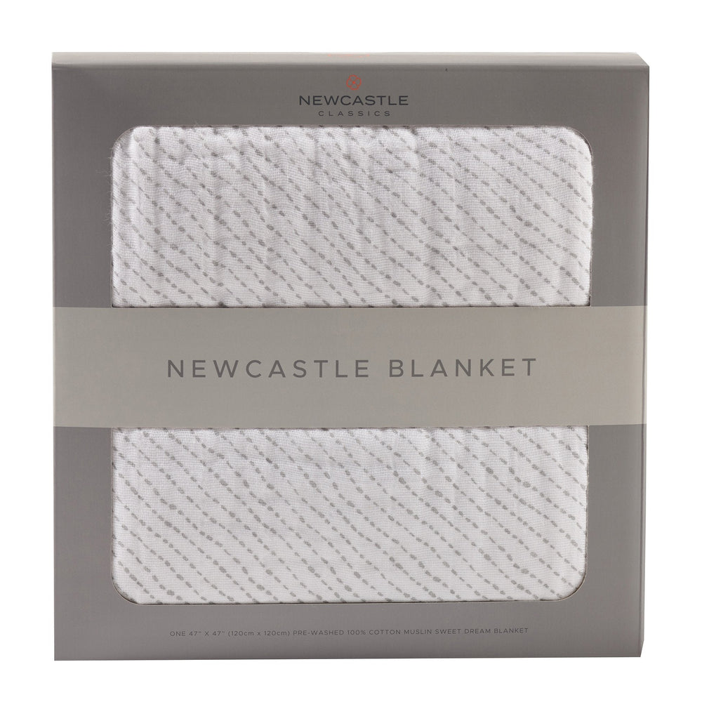 Spotted Wave Newcastle Blanket