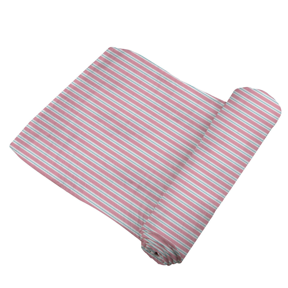 Candy Stripe Swaddle