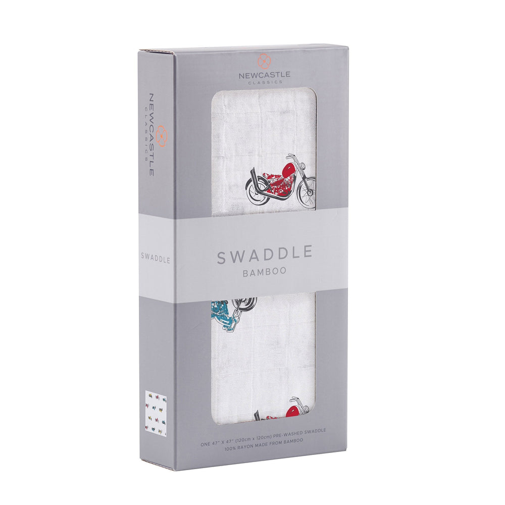 Vintage Motorcycles Swaddle