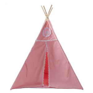 Pink Teepee with Mat