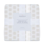 Traveler Dot Cotton Newcastle Throw Blanket