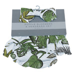 Jurassic Forest Ruffle Bloomers and Headband Set