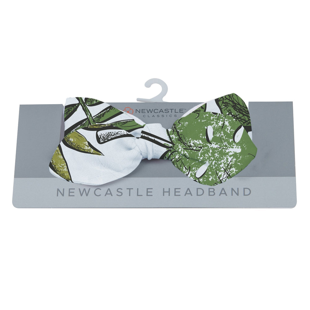 Jurassic Forest Newcastle Headband
