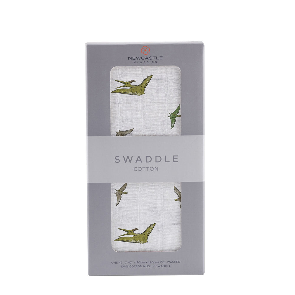 Pteranodon Swaddle