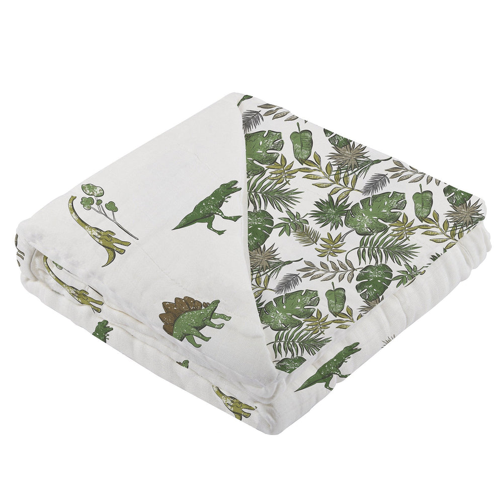Dino Days and Jurassic Forest Newcastle Blanket