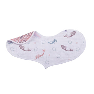Under The Sea Heart Bibs - Set of 2