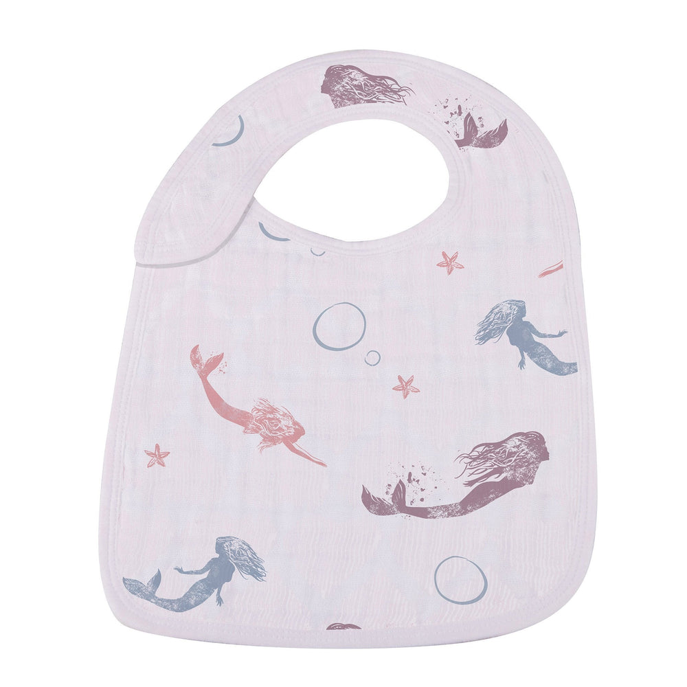 Under The Sea Snap Bibs