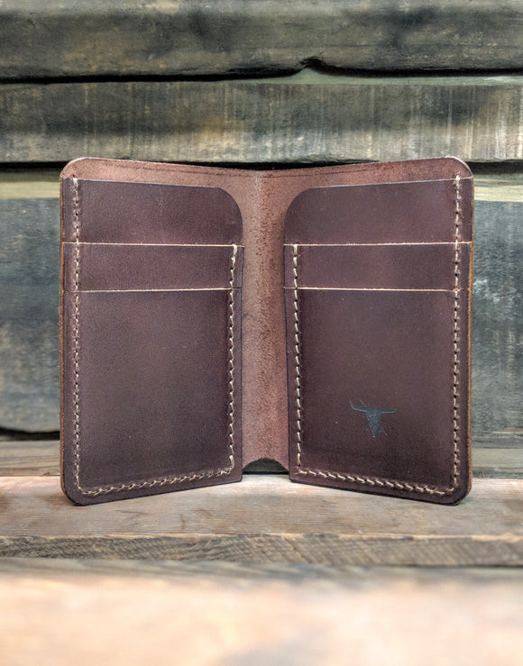 Henderson Brown Bilfold Wallet