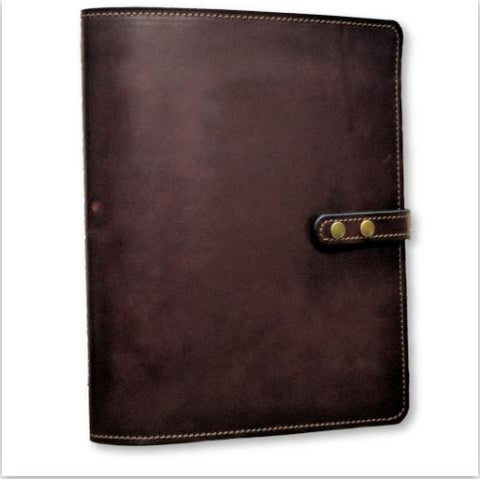 Clark Leather Portfolio - Louisville Hide & Co.