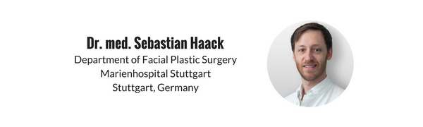 Dr. Sebastian Haack  review of Aesthetic Nasal Reconstruction book by Dr. Frederick Menick