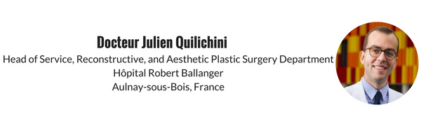Dr Julien Quilichini review of Aesthetic Nasal Reconstruction by Dr. Frederick Menick