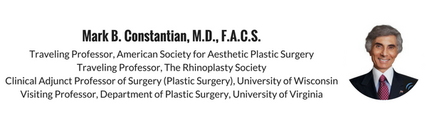 Dr. Mark Constantian review of Aesthetic Nasal Reconstruction book by Dr. Frederick Menick