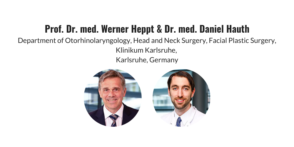 Werner Heppt Daniel Hauth review of Dr. Menick's book Aesthetic Nasal Reconstruction Principles and Practice