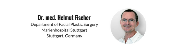 Dr. Helmut Fischer  review of Aesthetic Nasal Reconstruction book by Dr. Frederick Menick