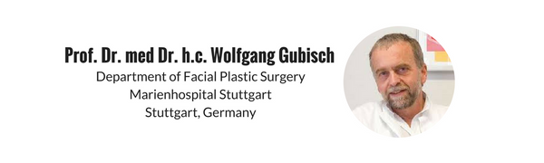 Dr. Wolfgang Gubisch  review of Aesthetic Nasal Reconstruction book by Dr. Frederick Menick