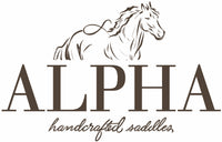 Alpha Handcrafted Saddles